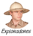 Disfraces de Exploradores